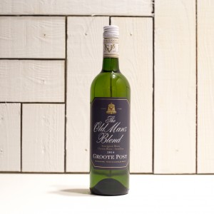Groote Post The Old Mans Blend White 2014 £9.50