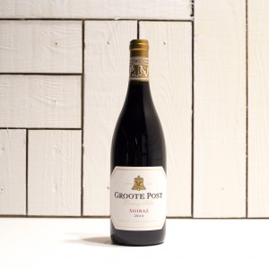 Groote Post The Old Mans Blend Shiraz 2015 £13.25