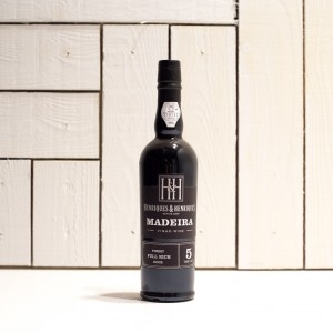 Henriques and Henriques 5 Year Medium Rich £12.50 Madeira