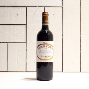 Chateau Caronne Ste Gemme 2012 - £16.95 - Experience Wine